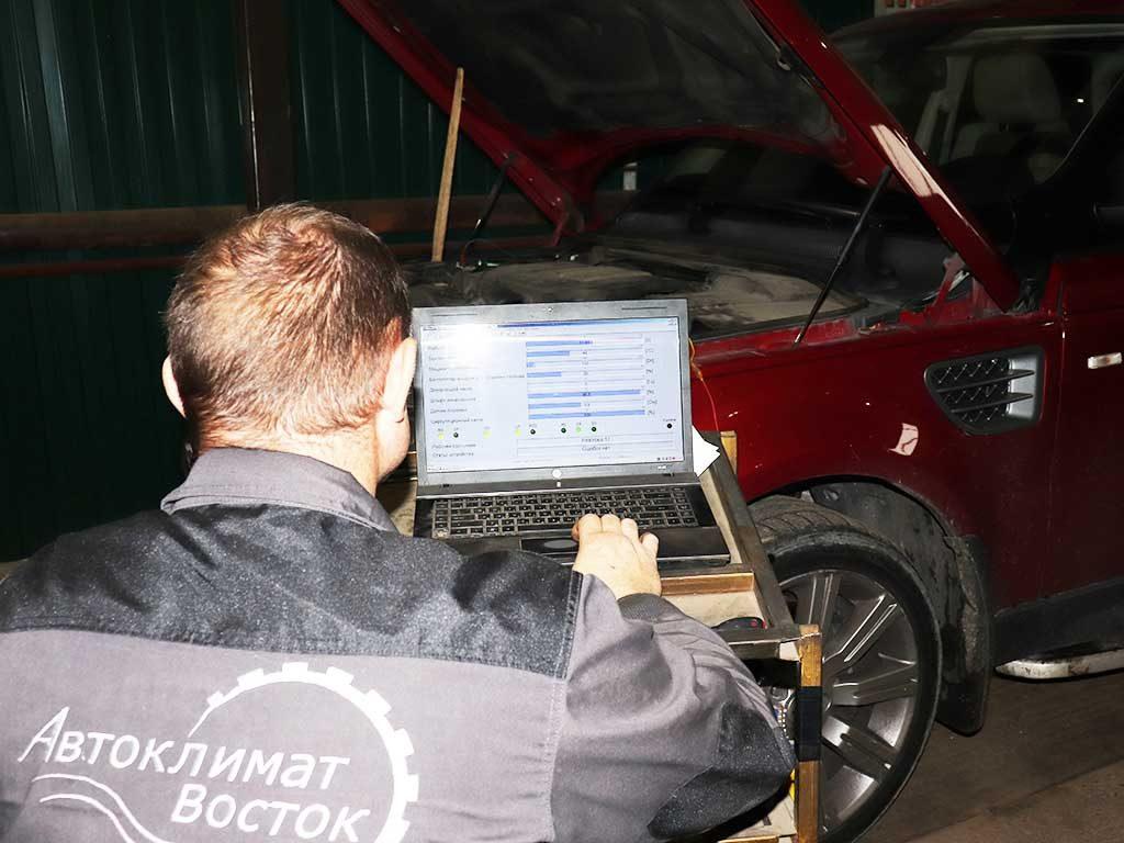 Мониторя запуск Webasto программой Webasto Thermo Test видим, что горелка находится на последнем издыхании. Принято решение её заменить.