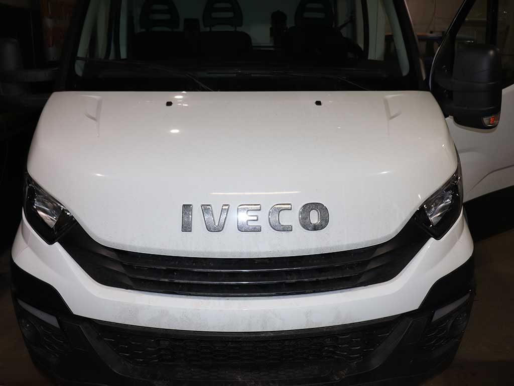 Iveco Daily пятого поколения редко комплектуется на заводе отопителем.