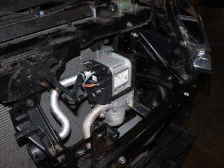 Установка Вебасто на Mitsubishi Pajero Sport 3 Webasto Thermo Top EVO